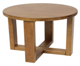 Chunk 700mm Timber Coffee Table colour LIGHT OAK available to order now!