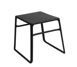 Pop outdoor side table colour ANTHRACITE available to order now!