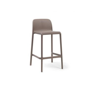 Bora Outdoor Stool 650mm colour TAUPE available to order now!