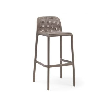Bora Outdoor Stool 750mm colour TAUPE available to order now!