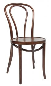 Princess Cafe Chair colour WALNUT available to order now!