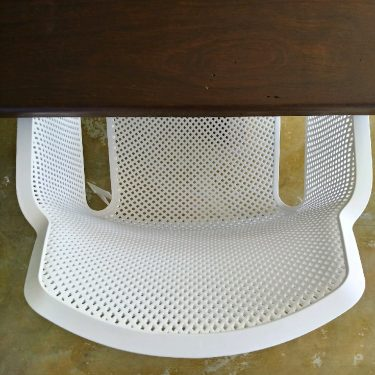 Net relax outdoor arm chair colour WHITE available to order now!