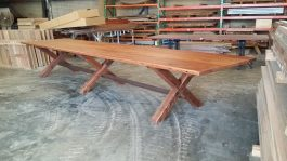 Recycled timber table SB available to order now!