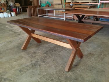 Recycled timber table HB available to order now!