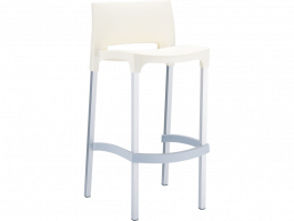 Gio Outdoor Stool colour BEIGE available to order now!