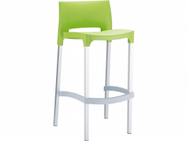 Gio Outdoor Stool colour GREEN available to order now!