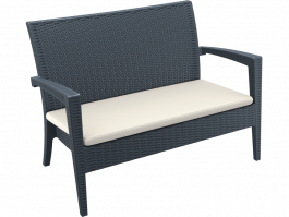 Tequila Outdoor Sofa colour ANTHRACITE available to order now!