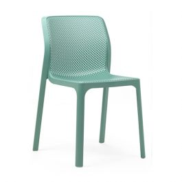 Bit outdoor cafe chair colour MINT GREEN available to order now!