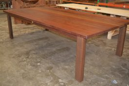 Recycled timber table AB available to order now!
