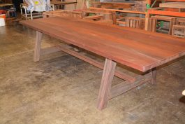 Recycled timber table TA available to order now!