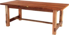 Recycled timber table FO available to order now!