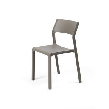Trill outdoor cafe chair colour TAUPE available to order now!