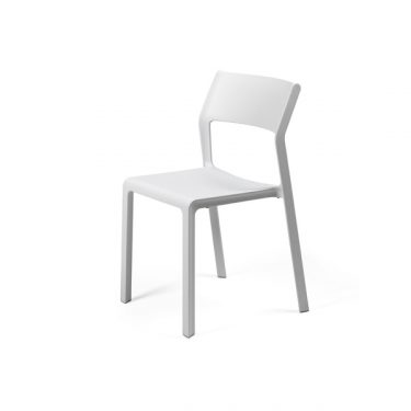 Trill outdoor cafe chair colour WHITE available to order now!