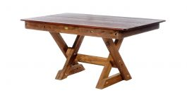 Palm Beach Kwila Outdoor Timber Table available to order now!