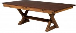 Rectangular Yamba Kwila Outdoor Timber Table available to order now!