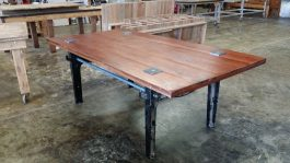 4217 Recycled Timber Table available to order now!