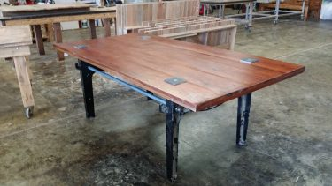 4217 recycled table available to order now!