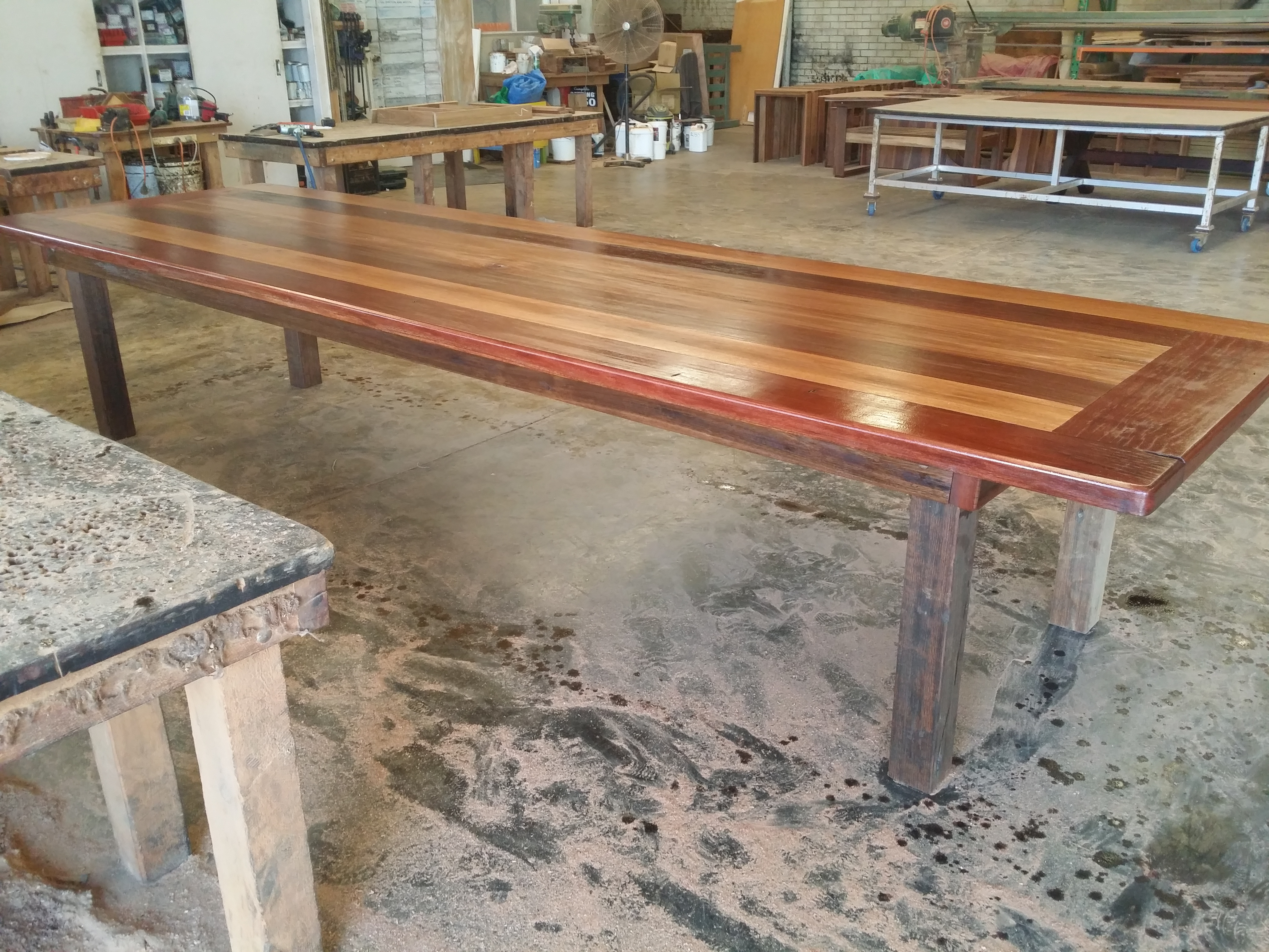 Recycled Timber Table Jm Outdoor Furniture Online Sale