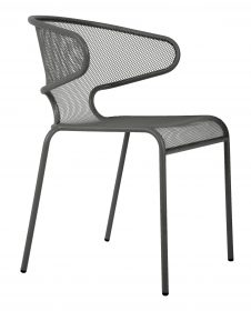 Movida outdoor cafe chair colour ANTHRACITE available to order now!