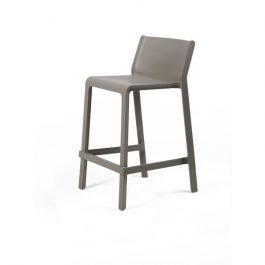 Trill outdoor stool 650mm colour TAUPE available to order now!