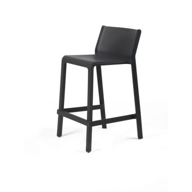 Trill Outdoor Stool 650mm colour ANTHRACITE available to order now!