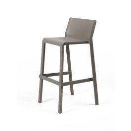 Trill Outdoor Stool 760mm colour TAUPE available to order now!