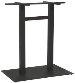 Danube Dry Bar Table Base 800 x 500mm colour BLACK available to order now!