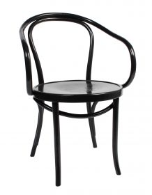 Princess Cafe Arm Chair colour BLACK available to order now!