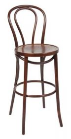 Princess Stool colour WALNUT available to order now!