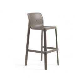 Net Outdoor Stool 760mm colour TAUPE available to order now!