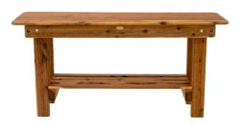 Cypress Timber Outdoor Side Table available to order now!