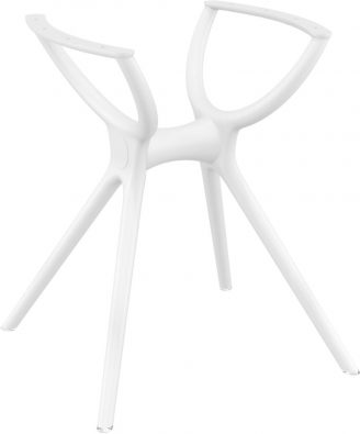 Air Outdoor Table Base small colour WHITE available to order now!