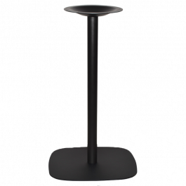 Arc Bar Table Base 540mm colour BLACK available to order now!