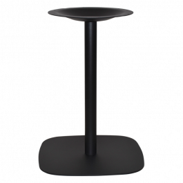 Arc Table Base 540mm colour BLACK available to order now!