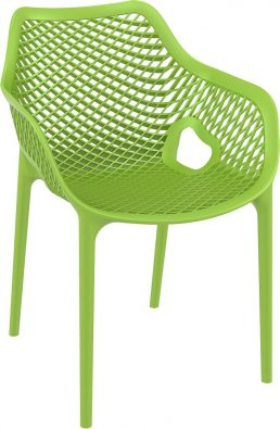 Air Outdoor Arm Chair colour GREEN available to order now!