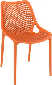 Air Outdoor Chair colour ORANGE available to order now!