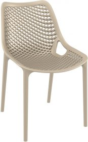 Air Outdoor Chair colour TAUPE available to order now!