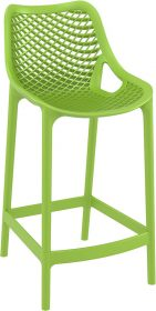 Air Outdoor Stool 650mm colour GREEN available to order now!