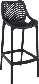Air Outdoor Stool 750mm colour BLACK available to order now!