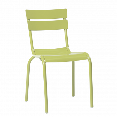 Porto Outdoor Café Chair colour GREEN available to order now!