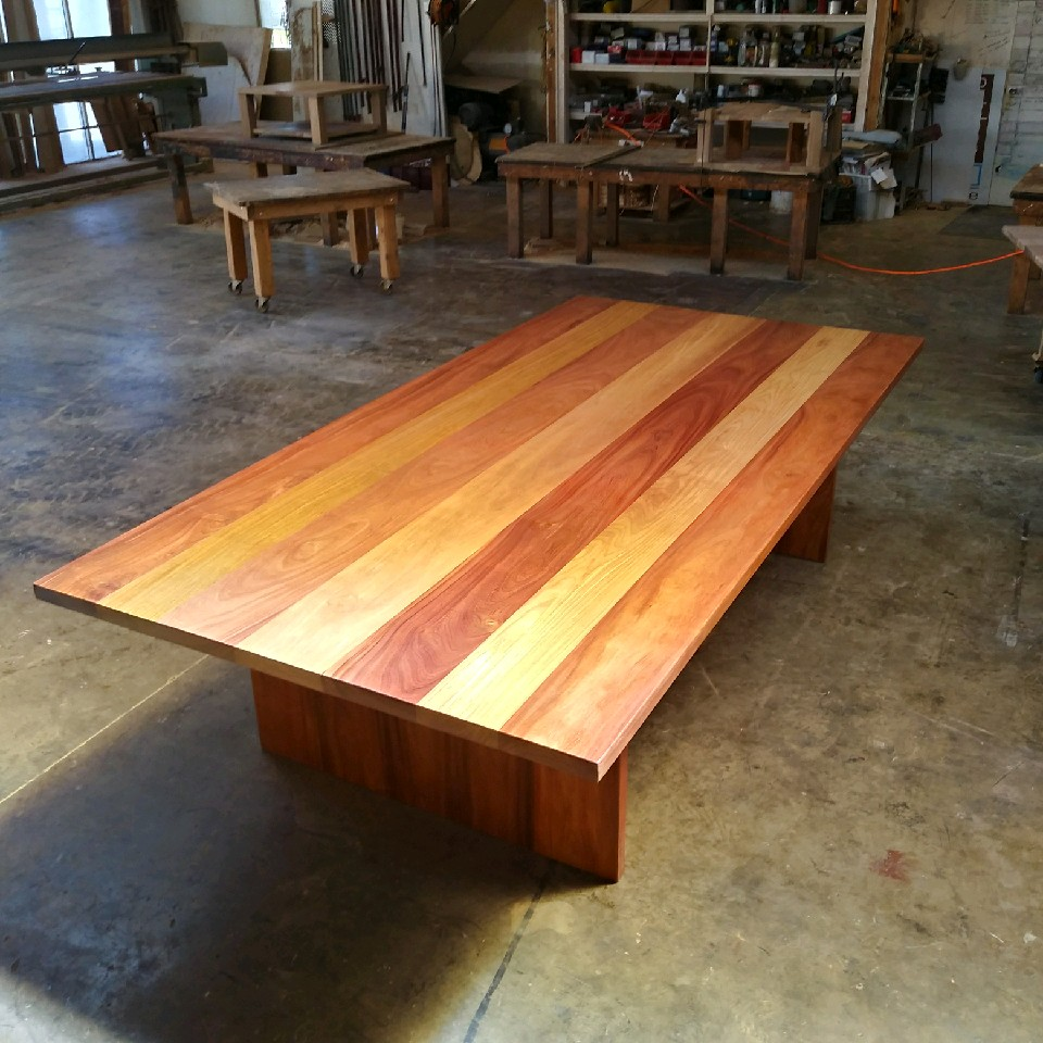 H2O Timber Table