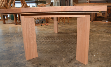 Blackbutt Timber Table SB in Australian BLACKBUTT timber available to order now!