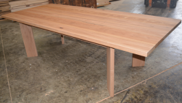 Blackbutt Timber Table SB in Australian BLACKBUTT timber available to order now!