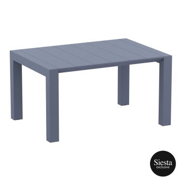 Vegas Outdoor Extendable Table 1000-1400mm colour ANTHRACITE available to order now!